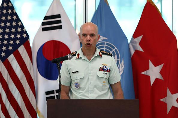 联合国军副司令:朝鲜疑为赶走美军而力推终战宣言