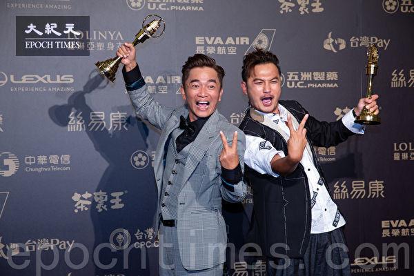 金鐘收視最高點3.49 吳宗憲KID獲獎