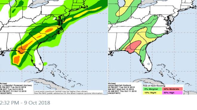 佛州或臨13年來最強颶風 川普發文預警
