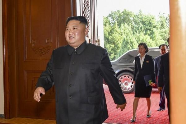 違反聯合國禁令?金正恩被抓包換勞斯萊斯防彈車