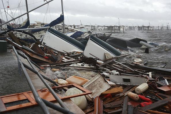 颶風邁克爾席捲美國南部致13死 度假小鎮秒變廢墟