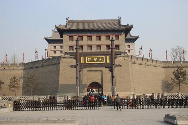 古代城门都往里开 了解原因让人对古人刮目相看