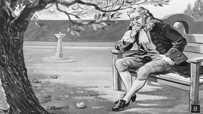 """牛顿预言曝光:2060年世界重置成""""神的王国"""""""