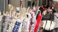 日本最大针织品商店街 乡土与传统聚人气