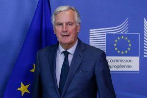 英脱欧谈判触礁 爱尔兰边界问题成焦点