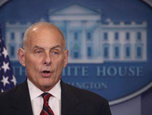 美媒:白宫幕僚长曾与中共官员爆肢体冲突