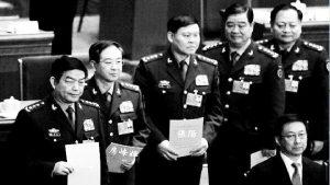 政变控制习近平传闻成真?房峰辉张阳三罪引关注