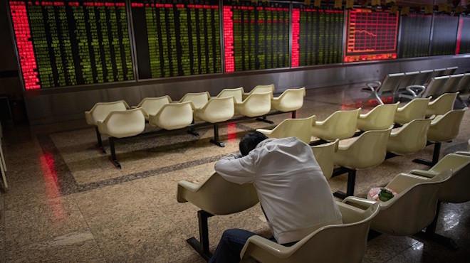"""陆金融人士:中国A股正上演""""国有化大洗劫"""""""