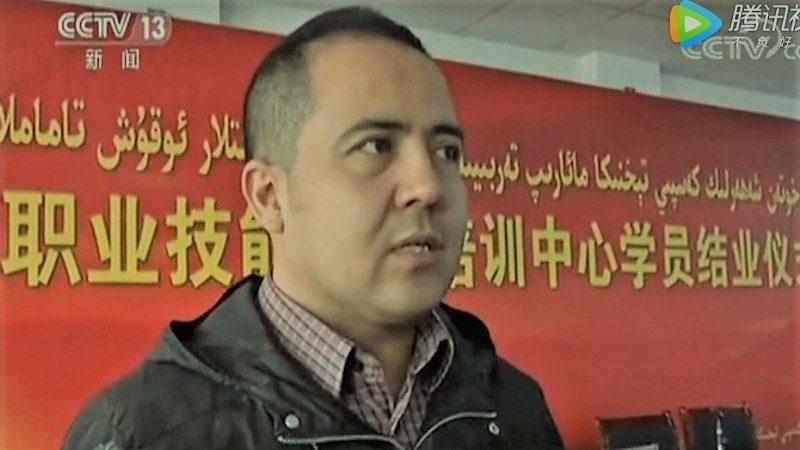 瞞不住了 中共官媒主動報導粉飾新疆再教育營