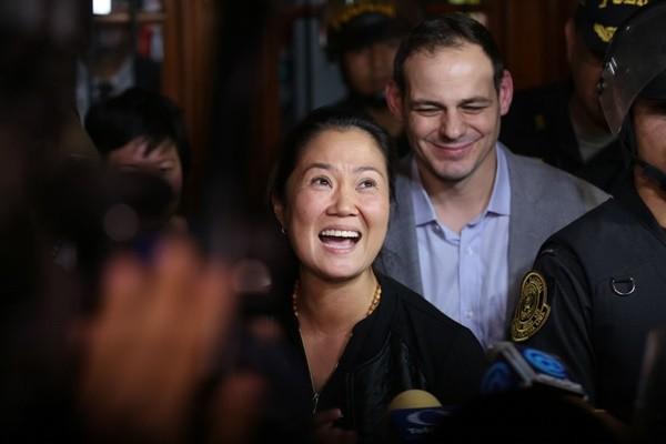 在野党主席被控收贿被捕 秘鲁法院下令放人