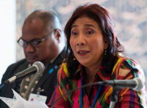 炸沉中國非法漁船 印尼女部長炮轟中共「跨國犯罪」