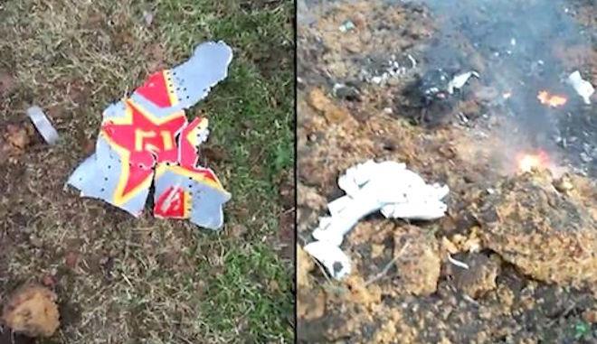 中共「王牌」戰機雲南墜毀   怪罪俄制發動機