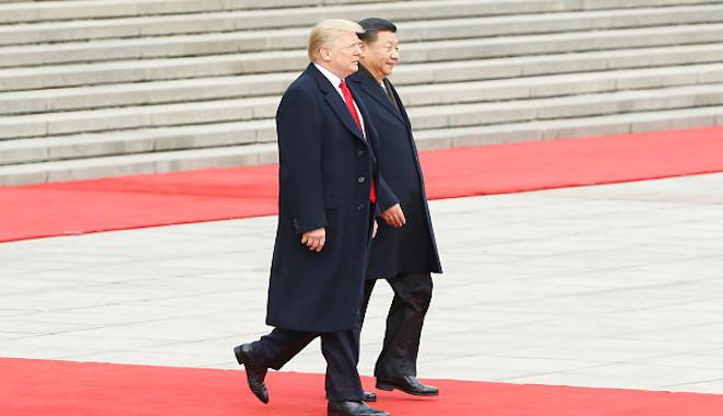川普習近平同意暫定G20前一天場邊會談
