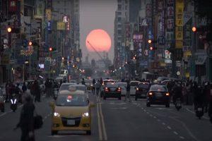 不可錯過!高雄懸日美景 11/11封街看夕陽
