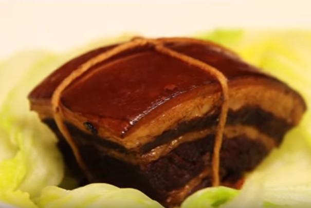 東坡肉 家庭簡單做法(視頻)