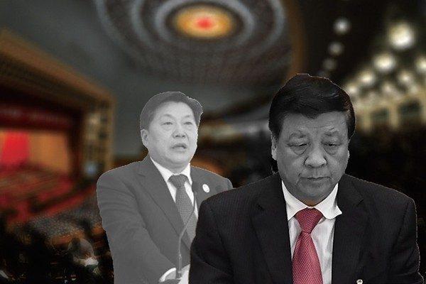 """鲁炜和刘云山共享""""人奶宴""""曝光 习近平震怒"""
