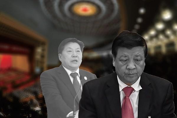 魯煒和劉雲山共享「人奶宴」曝光 習近平震怒