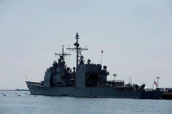 2艘美艦穿越台海 釋放信號不一般