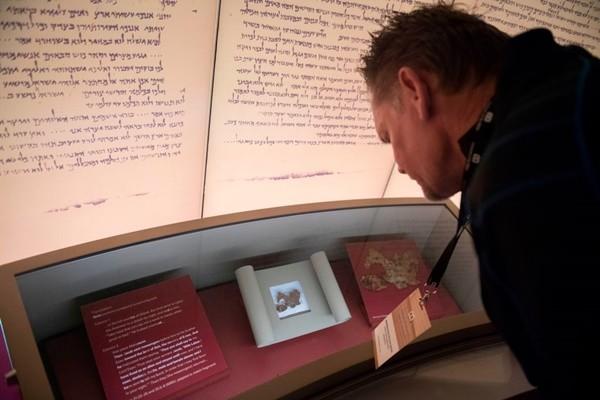 花数百万买到赝品 美圣经博物馆撤下5件死海古卷残片