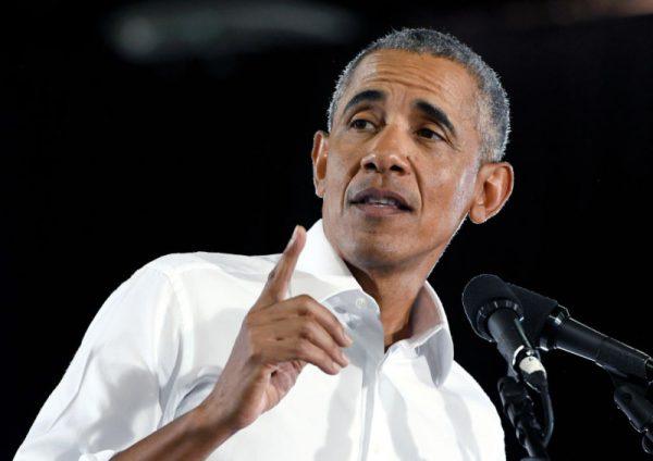 川普评奥巴马多年前移民主张:我100%赞成