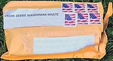 保守派活動家:「炸彈郵包」嫌犯是註冊民主黨人