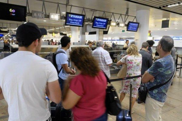 行李搬運工罷工 比利時最大機場200航班取消