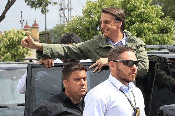 巴西总统决选揭晓 股市蓄势大涨