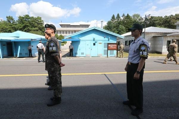韓媒:華府不滿韓國放寬對朝鮮制裁