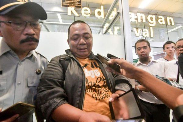 狮航客机坠毁189人罹难 印尼官员塞车逃过一劫