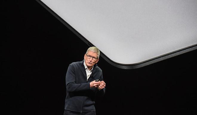 蘋果發佈新iPad 無Home鍵 比舊版快95%