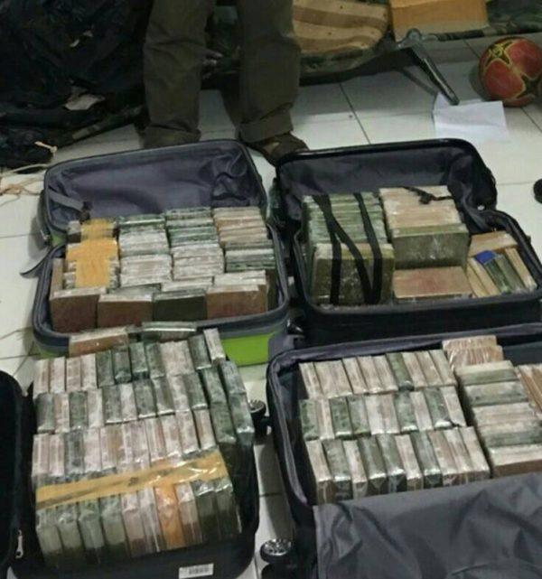 泰警查獲70公斤海洛因 逮3名台灣人2泰國人