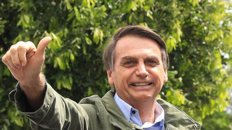 強化「巴西川普」形象 波索納洛將駐以大使館遷耶路撒冷