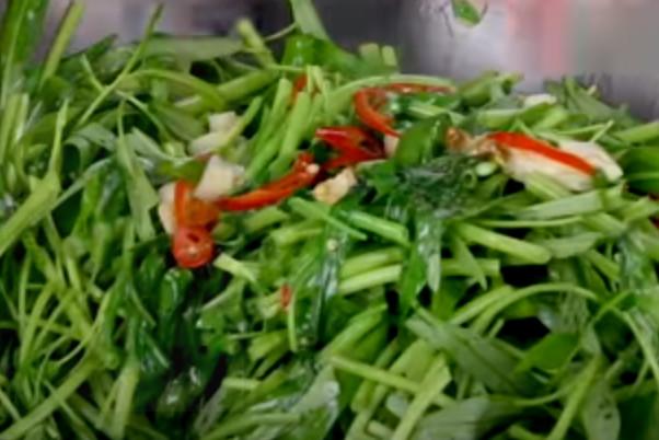 家常青菜料理 快炒水煮都一样下饭(视频)