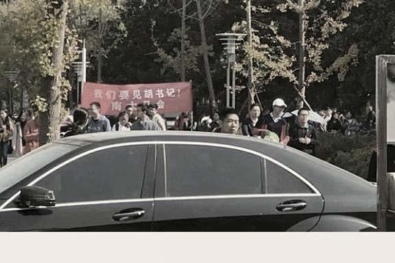 馬列教內訌 南大馬克思學會圍堵校黨委遇暴力清場