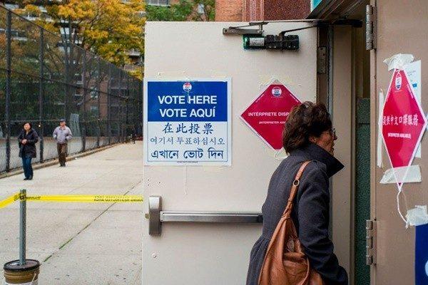 中期选举倒数一天 州选举局:准备好了