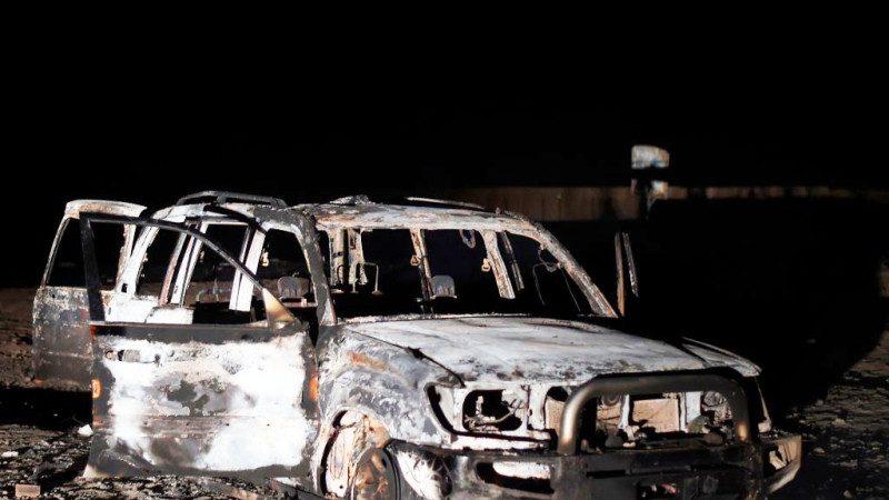 埃及宗教武装喋血案 警撃毙19名极端分子