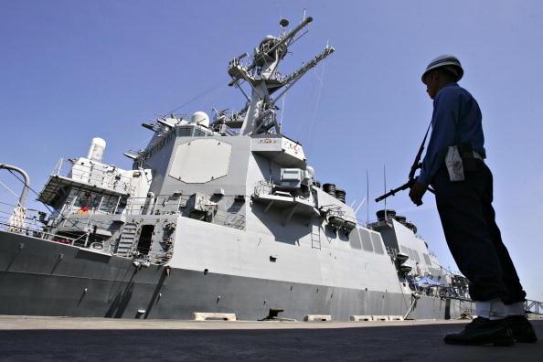 中美南海險撞艦  最新音視頻曝光雙方對話細節