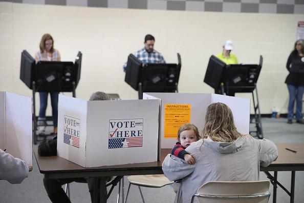 美国中期选举 全球紧张观战 心情各异