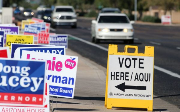 美期中选举预测 共和党稳住参院 民主党夺众院
