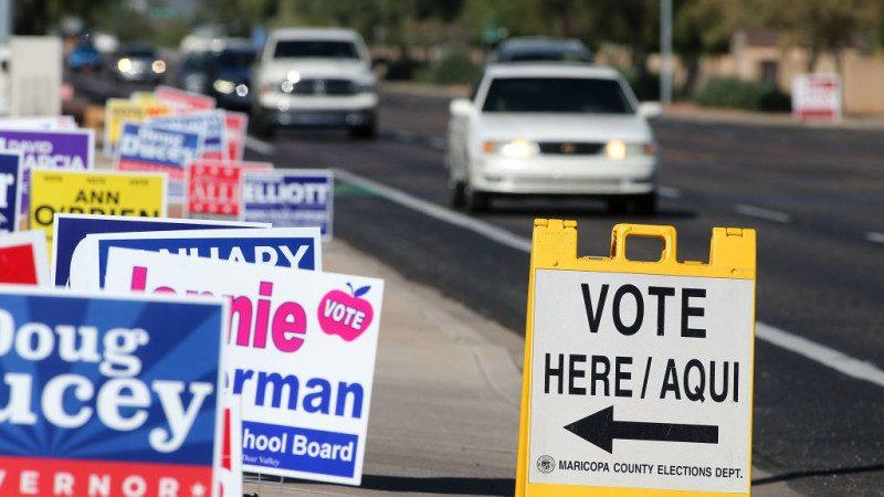 美期中選舉預測 共和黨穩住參院 民主黨奪眾院