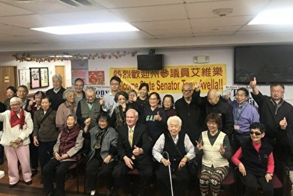 艾維樂勝選對保SHSAT至關重要 紐約華裔選民投票熱