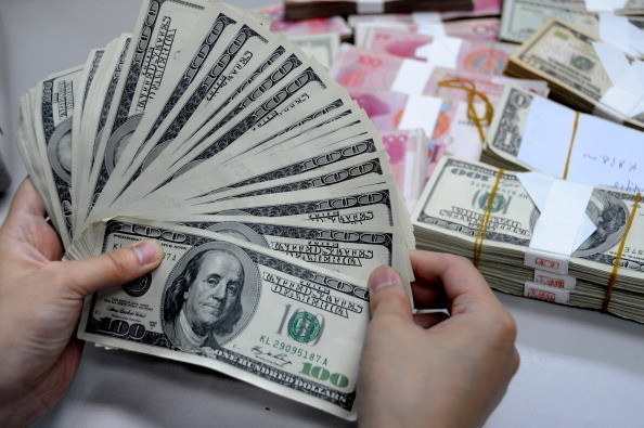 资本外流加剧?中国外储10月创两年来最大降幅