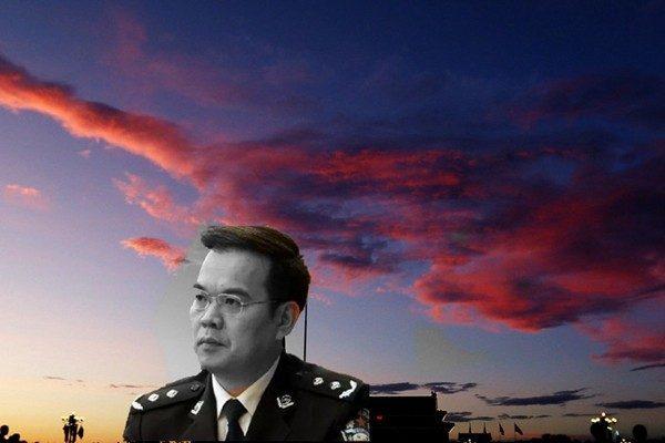 又一習家軍「黑馬」晉升公安副部長
