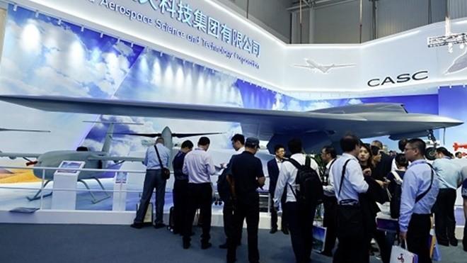 珠海航展爆醜聞 中共最新式客機被指抄襲(組圖)