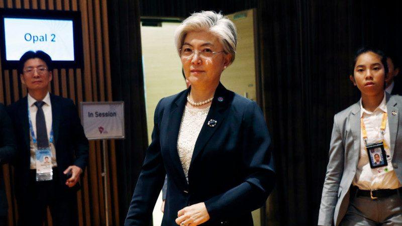 蓬佩奥与金英哲会谈推迟 韩外长:是应朝鲜要求