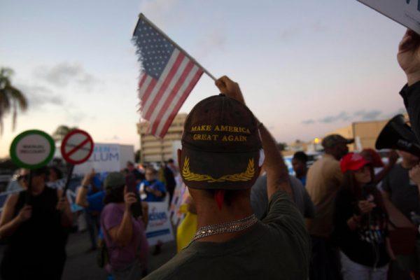 佛州选举官拒交记录 选民爆出转移选票视频