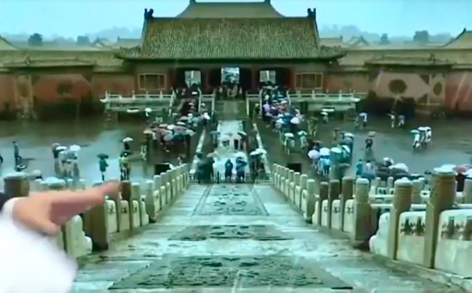 當北京城遇上百年洪水,唯一不淹的地方居然是……