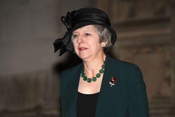 不满英国脱欧政策 传内阁4大臣将辞职