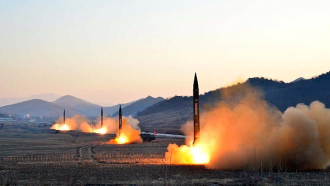 美智庫:朝鮮仍有13個導彈操作基地在運作
