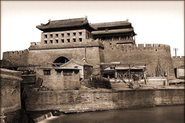 中华传统文化之叹——消逝的城墙(上)